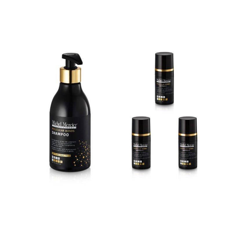שמפו מיועד לשיקום וחיזוק שיער פגום